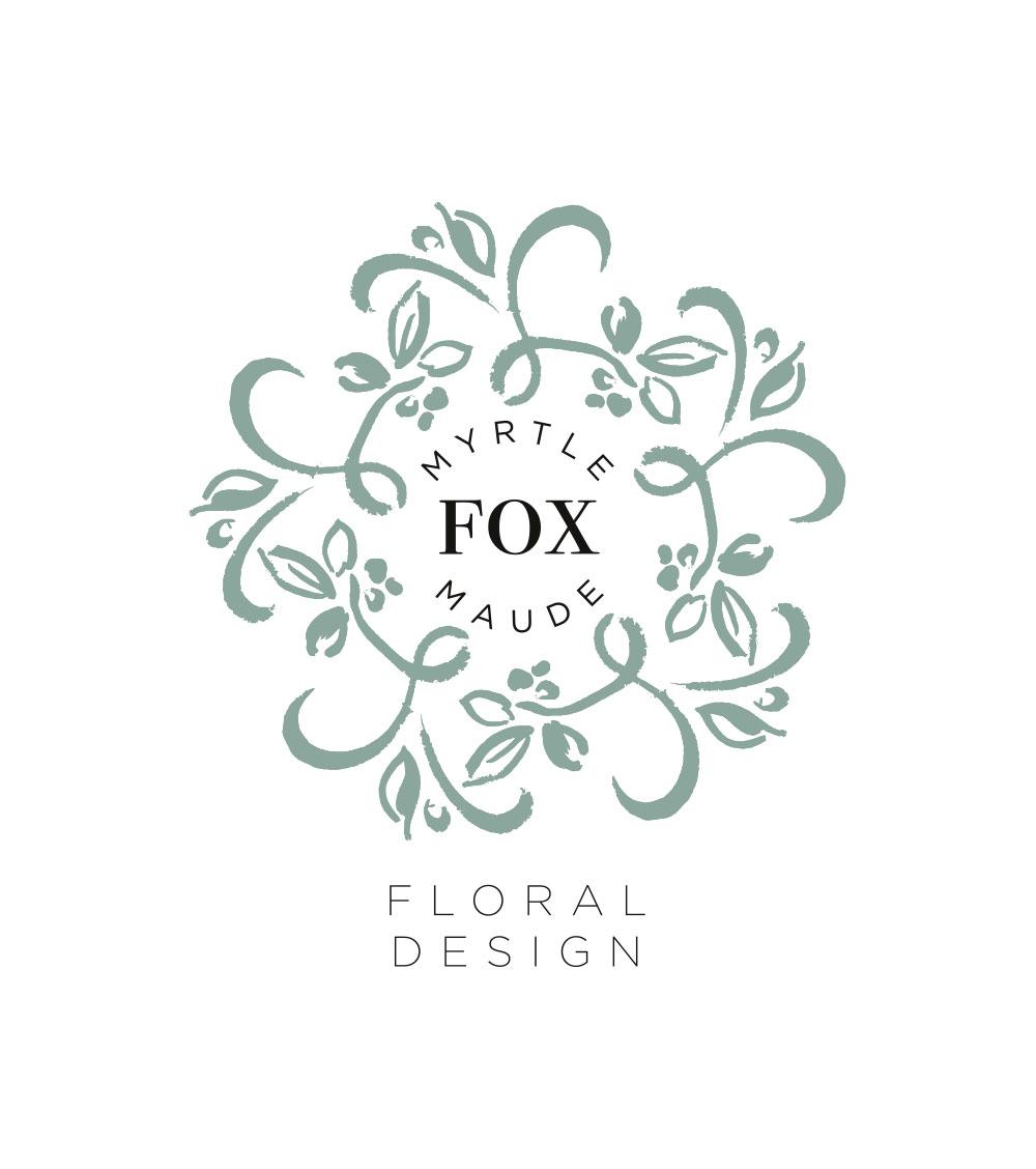 Myrtle Fox and Maude Logo